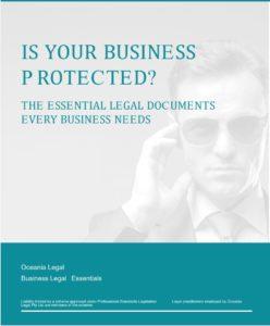 Business Legal Essentials Guide